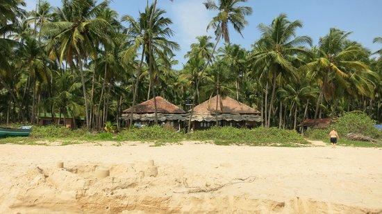 Chera Rock Beach House : beach houses