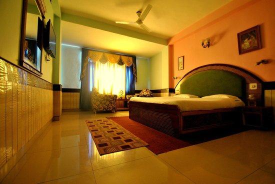 Hotel Snow Park: Luxury room..