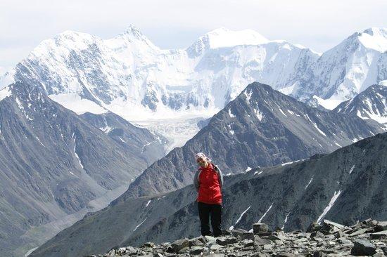 Altai Mountains: гора белуха