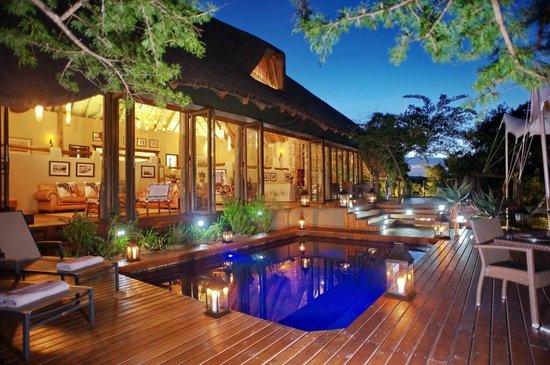 Shamwari Bayethe Lodge