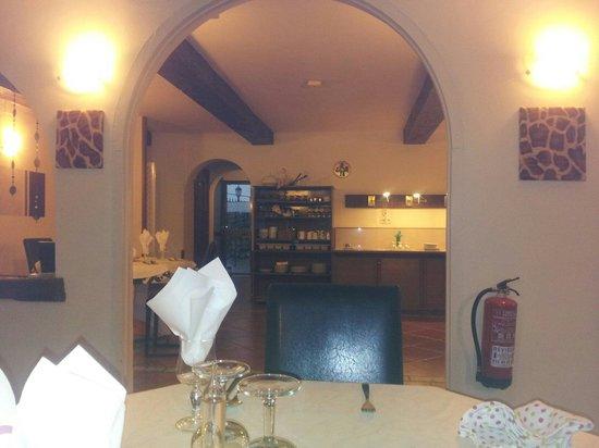 Montana Sol: Dinning room