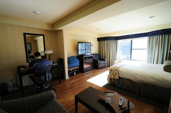 Hotel Strata : The room