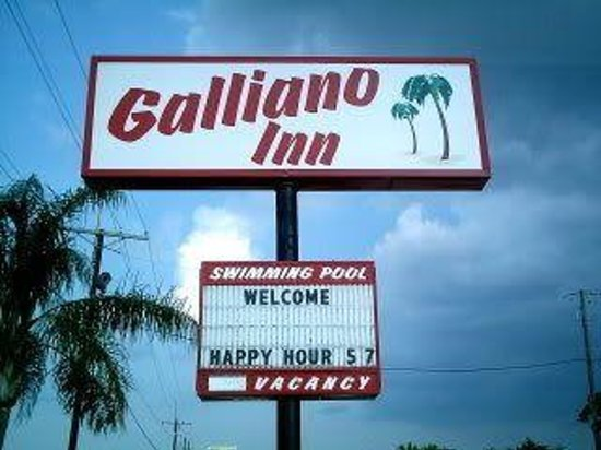 Galliano Inn Motel & Campground: Welcome
