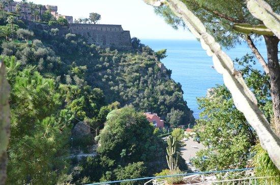 Hotel Oriente Vico Equense: panorama2