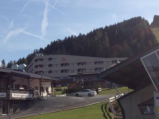 Austria Trend Hotel Alpine Resort Fieberbrunn: het hotel