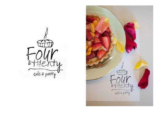 Four & Twenty: Fruit tartlets