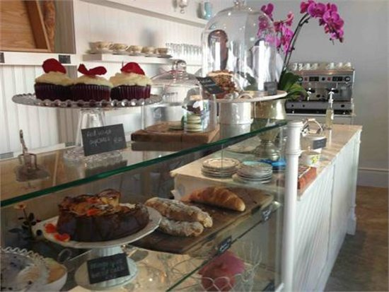 Four & Twenty: Pastries and Coffee Counter