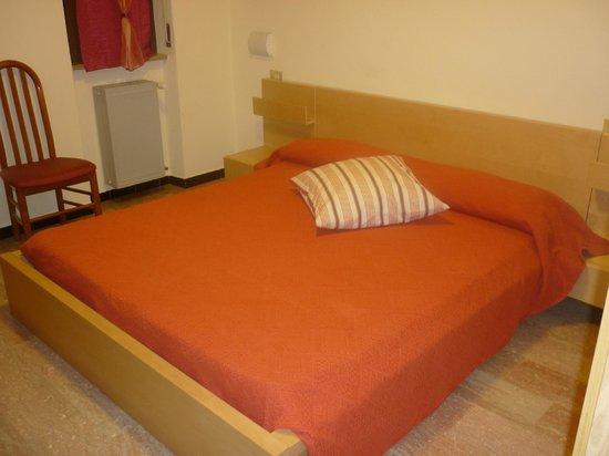 Hotel La Rotonda: bedroom