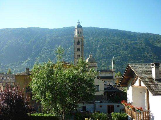 Hotel La Rotonda: view from room