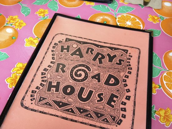 Harry's Roadhouse : ...so many choices, all of them delectable!