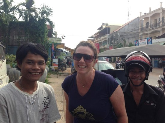 Khmer Ways - Moto Adventures Day Tours: Our Guide