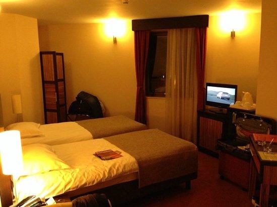 Tempo Hotel: 1
