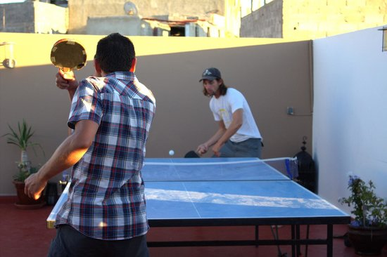 Moroccan Surf Adventures : Sport afternoons on a roof terrace