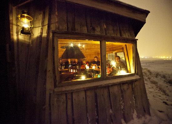 Svalbard Villmarkssenter - Day Tours: Wilderness Evening
