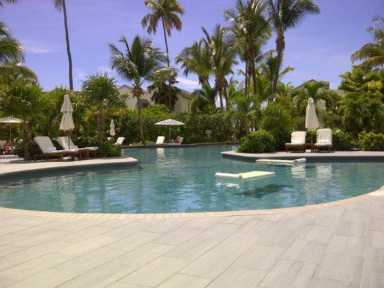 Carlisle Bay Antigua : Swimming pool
