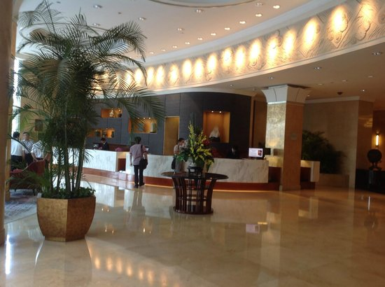 Lakeview Xuanwu Hotel: Lobby - Recepción