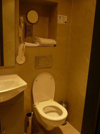 Atlas City Hotel : Bathroom