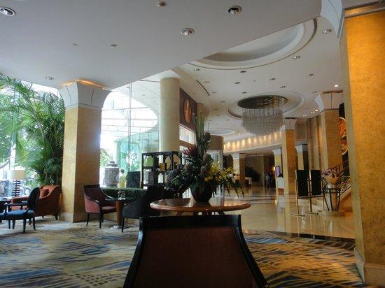 Lakeview Xuanwu Hotel : Lobby - Salones de la recepción