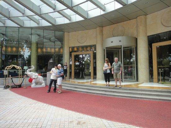 Lakeview Xuanwu Hotel : Entrada