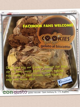 Con Gusto: Cookies!