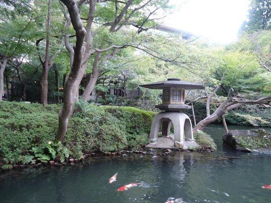 Happoen Garden: garden