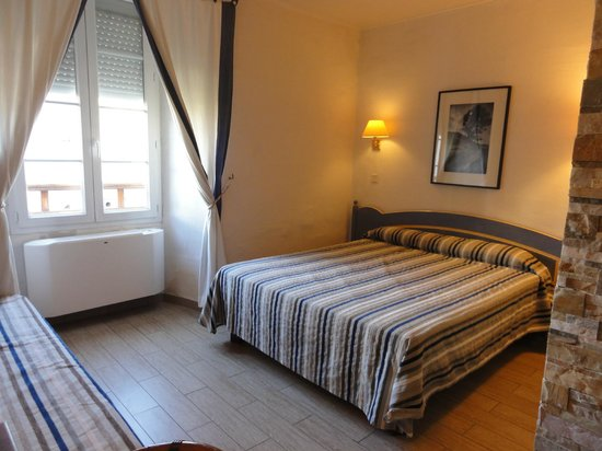 Hotel du Nord : Notre chambre