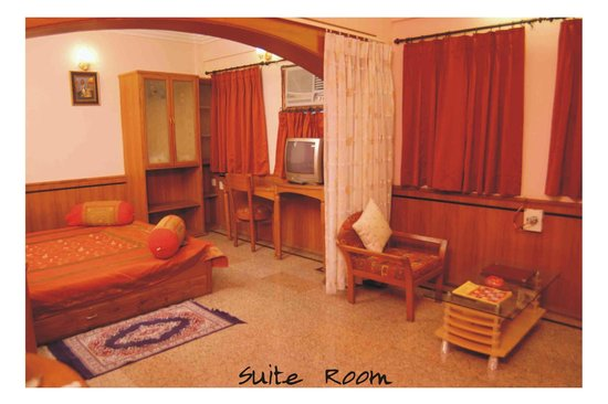 Krishna Lila Regency: Room