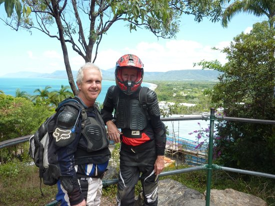 Trail Bike Adventures: Unknown high flyers in Port Douglas