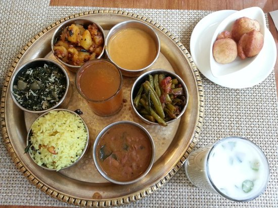 The Gateway Hotel Church Road: Fantastic local cuisine