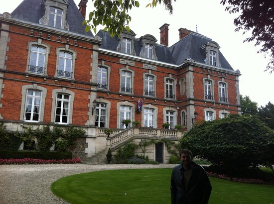 Hôtel Jean Moët : Pol Roger Chateau