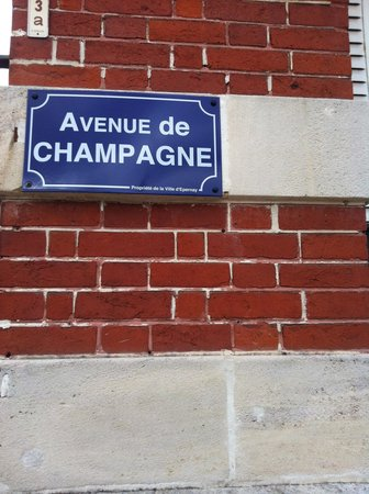 Hotel Jean Moet : Champagne
