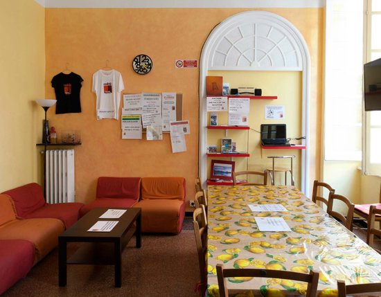 Manena Hostel : Common area
