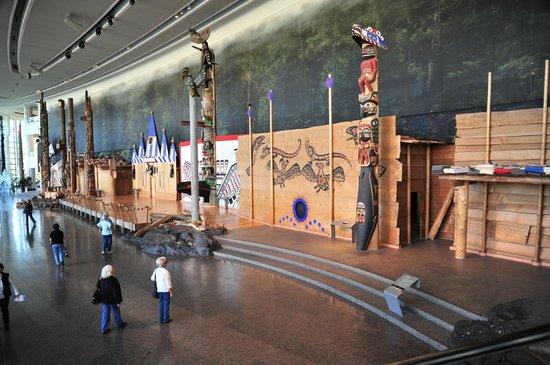 พิพิธภัณฑ์อารยธรรมแคนาดา: pittoresco