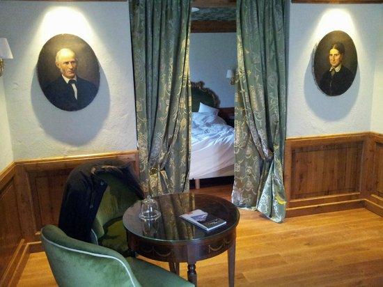 Hotel Miramonti : La suite romantique