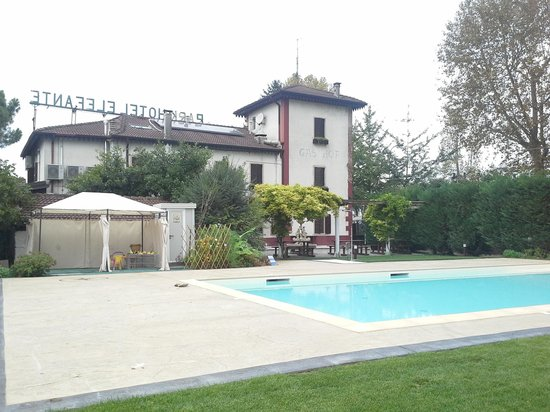 Park Hotel Elefante: la piscine