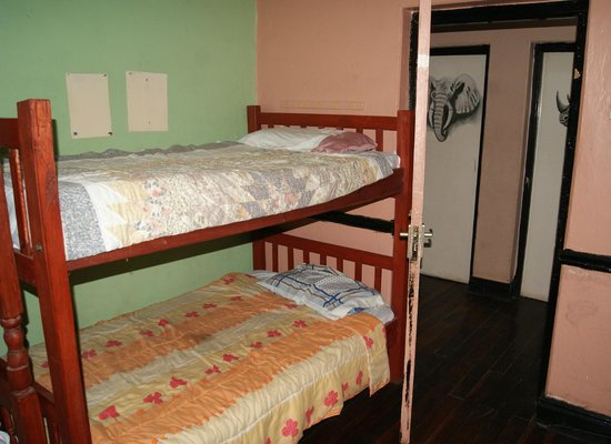 Manyatta Backpackers: Nyati Room