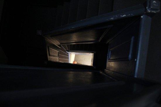 Postiljon: Лестница