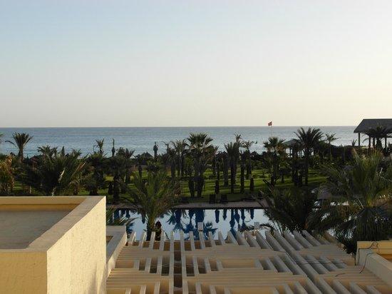 Hasdrubal Thalassa & Spa Djerba : View from the hotel room.