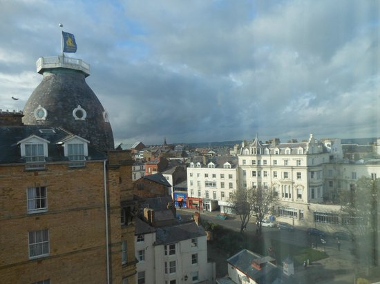 Grand Hotel Scarborough: View from room