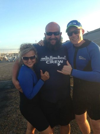 "Aloha Ocean Excursions: ""Crazy Dave"" made the trip!!"