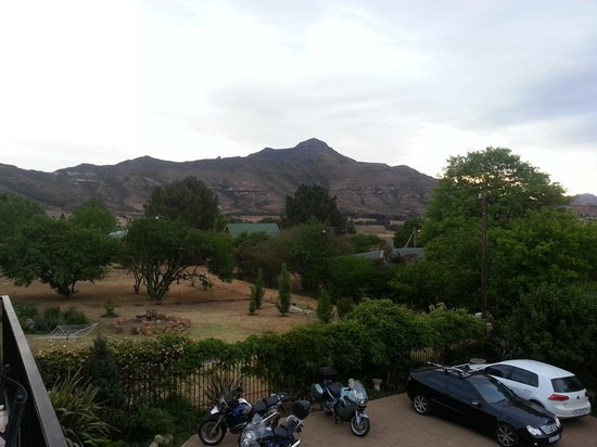 Clarens Eddies: More excelelnt mountains