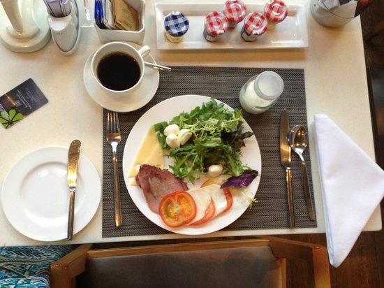 Kempinski Hotel Beijing Lufthansa Center : Завтрак