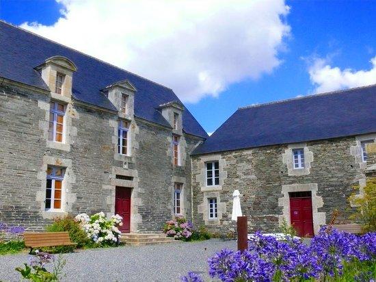 Saint-Laurent-Bretagne, Frankrijk: maison du lin