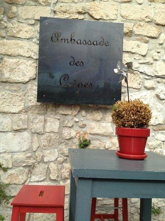 Ambassade Des Crepes : Ambassade des Crêpes