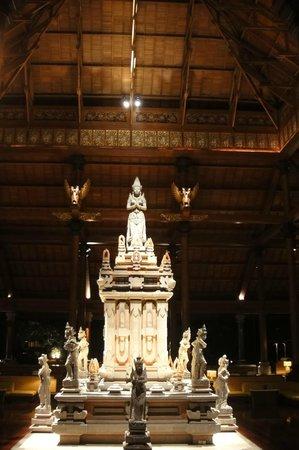 Ayodya Resort Bali: Ayodya Lobby