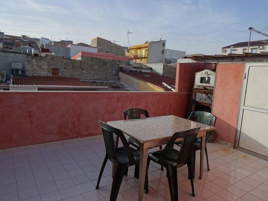 Case Francesco: Lovely outside terrace