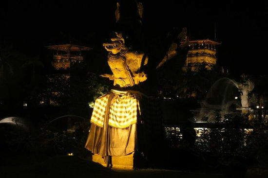 Ayodya Resort Bali: Ayodya Entrance