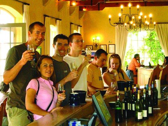 Cape Xtreme: Wine tasting!