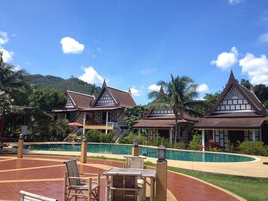Thai Ayodhya Villas & Spa: Our villa