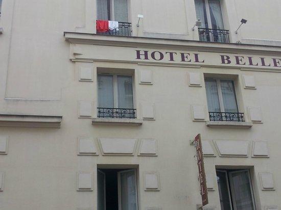 Hôtel Bellevue Paris Montmartre: hotel